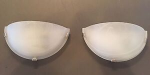 1-Light Wall Sconce set of twos