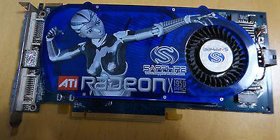 Scheda grafica Sapphire Ati Radeon X1950 Pro Agp 256m