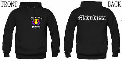 Ultras Sur Madrid Kapuzenpullover | Fussball | Real | Hooligan | M4|