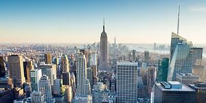 Return flight ticket from Perth to New York City North Perth Vincent Area Preview