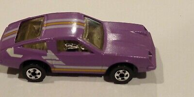 Hot Wheels Blackwall LEO Lavender Chevy Monza 2+2