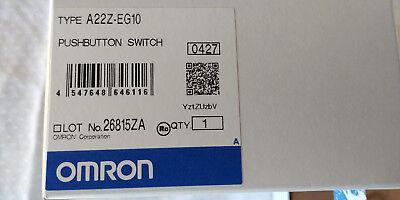 A22z-eg10 Omron Emergency Stop Shroud Switch Part Pushbutton Shroud A22 Series