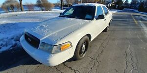 2008 Ford Crown Victoria Police Interceptor w/3.55 Axle