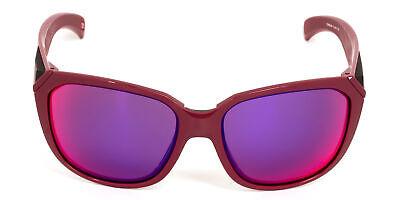 Oakley REV UP OO9432-03 Red Frame Purple Lenses Prizm Women's Sunglasses