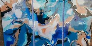 Resin Art works, (don't pay Thousands) Langwarrin Frankston Area Preview