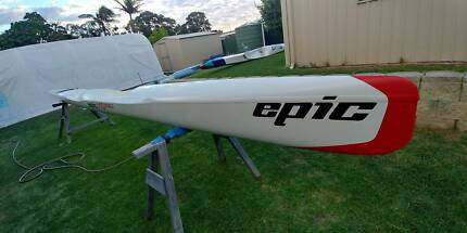 Epic V10 Double Ski - Ultra - Ocean Ski, Surf ski, Kayak