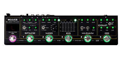 Mooer Black Truck Multieffetto per chitarra elettrica Spedizione Gratuita!