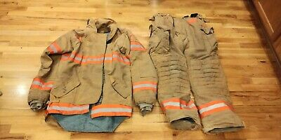 Pbi Morning Pride Turnout Gear 38 Coat 34 Pants 23