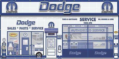 Shift MOPAR CAR SALES DEALER REPAIR WALL MURAL SIGN BANNER GARAGE ART 8' X 16'