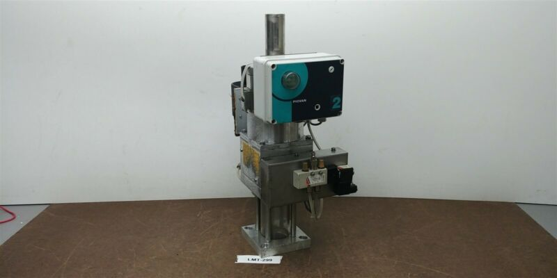 Piovan GR1 10kg Spec A038 Mini Hopper Vacuum Loader Glass Receiver 230v #299