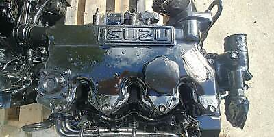 Isuzu 3LB1 - Diesel Engine - Used