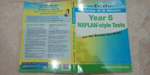 Naplan Year 5 Excel All subjects 197pages