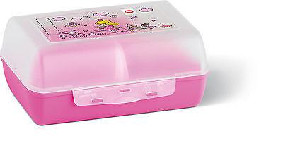 Emsa VARIABOLO Brotbox Vesperbox Pausenbox 16x11x7 cm FEE Prinzessin Brotdose