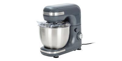 SILVERCREST® Küchenmaschine 650 Watt anthrazit glänzend Knetmaschine