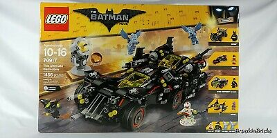 Brand New- LEGO The Ultimate Batmobile From The LEGO Batman Movie 70917