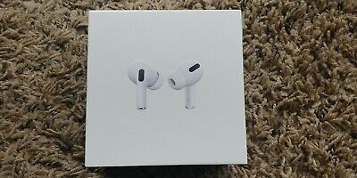 Brand New!!! Apple AirPods Pro MWP22AM/A - White w/ Wireless Charging