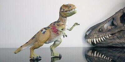 Hasbro Jurassic Park Dinosaurs T rex Tyrannosaurus Rex Action Figure Works Rare