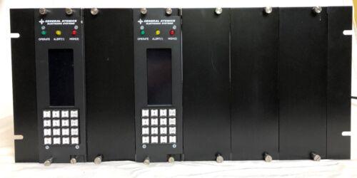 General Atomics Nim Bin with 2ea RM1000 modules