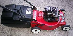 BRIGGS STRATTON ROVER 4 STROKE,SERVICED,LAWN MOWER.CATCHER! Runcorn Brisbane South West Preview