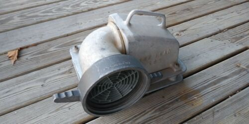 Low Level Strainer for Fire Engine 6 Inch