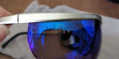 3M Metaliks Sport protective glasses + carry pouch & Scott