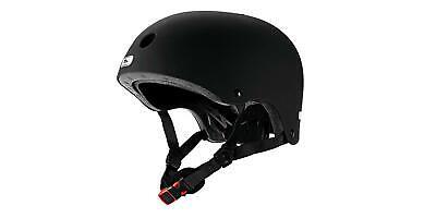 Kinder-Skatehelm schwarz Gr. XS/S Helm Inlinerhelm mit Kratzer *B-Ware