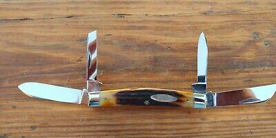 CASE XX 65-69 USA 5488 Stag BIG Congress Pocket Knife - BEAUTY!!!