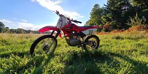 For sale Honda 2004 CRF100f mint condition  pro taper FMF
