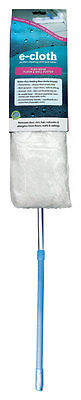 NEW! E-CLOTH Flexi-Edge Polyester Wall And Floor Duster (Wall Duster)