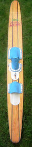 Wooden Water Skis