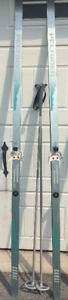Peltonen X-Country Skis With Poles $25.00 Each