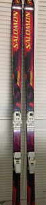 Salomon Skis with Marker Bindings