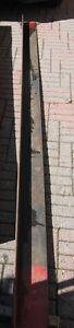 Un beam d,acier  117 de long