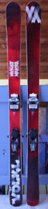 Volkl Mantra Skis With Marker Griffon Bindings !!