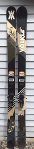 Volkl Gotama powder skis with Marker Bindings