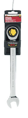 Gearwrench 24mm Metric Ratcheting Combination Wrench - New