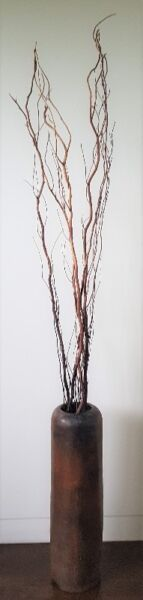 Artificial Flowers- Willow Branches Twigs- Natural Brown