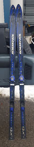 Rossignol Skis with bindings, 173 size