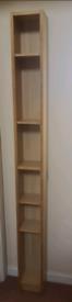 Bookcase DVD CD Storage Benno IKEA