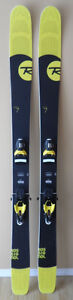 Rossignol Soul 7 Skis & Rossignol Axial3 120 Bindings - 180cm !!