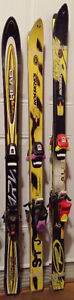 KIDS Head Rossignol Downhill Shaped Skis 140-150 in Crowsnest Pa