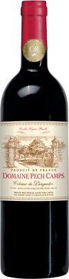 Domaine Pech Camps trockener Rotwein vollmundig aus Frankreich 750ml