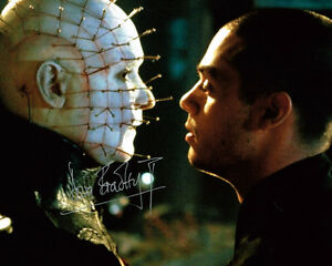 DOUG-BRADLEY-as-Pinhead-Hellraiser-SIGNED-Autograph-10x8-Photo-AFTAL-COA-Horror
