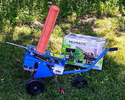 Automatic Trap Thrower - Promatic Pigeon Automatic Clay Target Trap Thrower