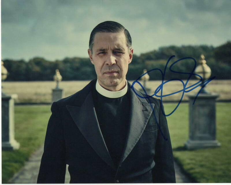 PADDY CONSIDINE SIGNED AUTOGRAPHED 8X10 PHOTO FATHER JOHN HUGHES, PEAKY BLINDERS