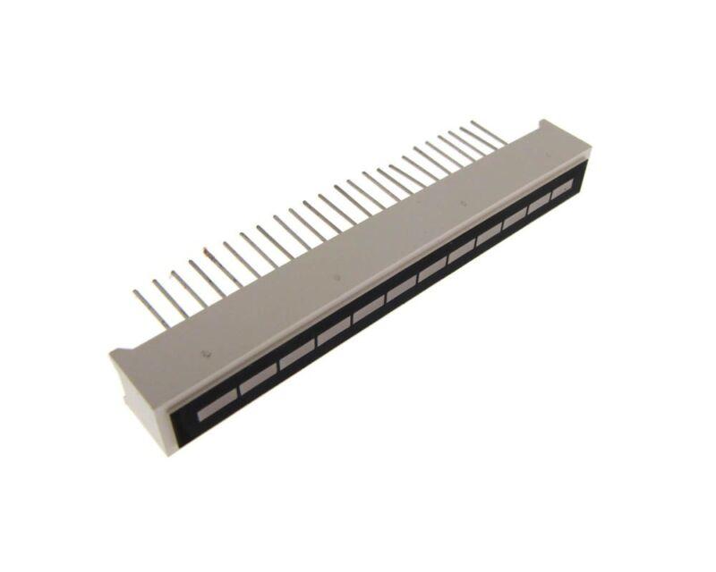 12-Segment LED BAR Indicator DIP - 4Red/4Yellow/4Green