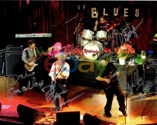 RASPBERRIES BAND Autographed 8x10 Signed Photo reprint