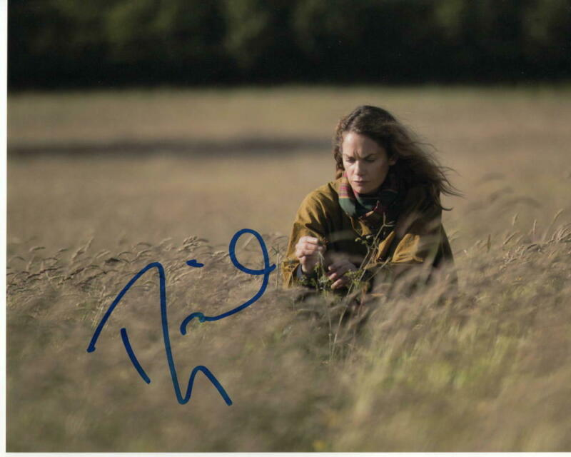 RUTH WILSON - SIGNED AUTOGRAPHED 8x10 PHOTO -MRS, THE AFFAIR, LUTHER, DARK RIVER