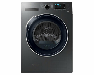 Samsung DV90K6000CX 9KG Heat Pump Tumble Dryer in Graphite