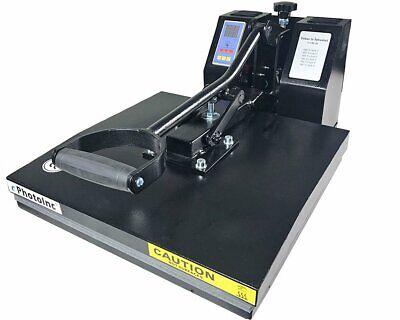 Ephotoinc New 15 X 15 T Shirt Heat Press Machine T Shirt Transfer Machine 1...
